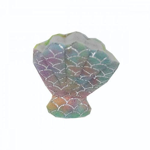 Happypet Mermaid Clam shell Cat toy