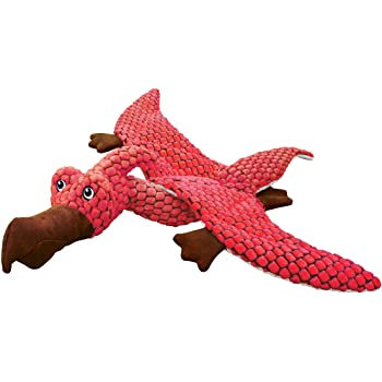 KONG Dyno Pterodactyl Dog Toy, Small