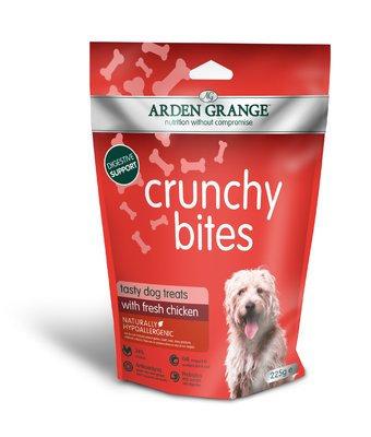 Arden Grange Crunchy Bites - Chicken 225g