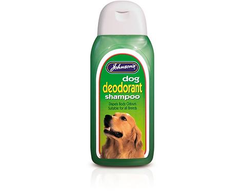 Johnson's Dog Deodorant Shampoo 200ml
