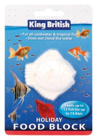King British Holiday Food Block