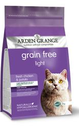 Arden Grange Adult Cat: light fresh chicken & potato