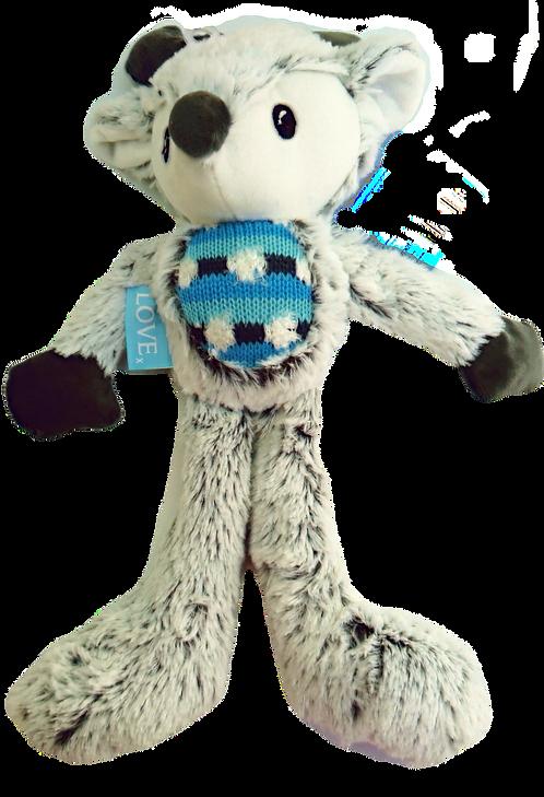Doris Deer Winter Wonderland Dog Toy by Happypet