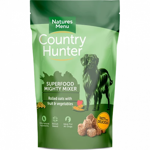 Natures Menu Country Hunter Seriously Mighty Mixer Biscuits