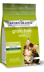 Arden Grange Kitten: fresh chicken & potato