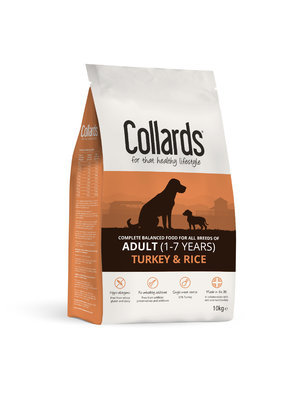 Collards Grain Free Turkey 2kg