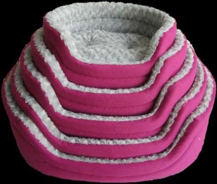 "Animate Pink Luxury Swirl Bed 24"""