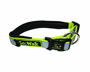 Go Walk Reflective Dog Collar by Hapypet