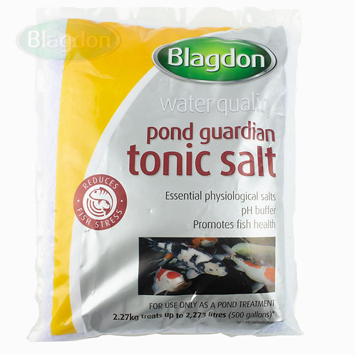 Blagdon Guardian Tonic Salt for Ponds