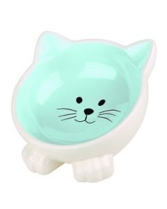 Happypet Blue Cat Bowl