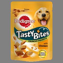 PEDIGREE® Tasty Bites Crunchy Pockets with Chicken