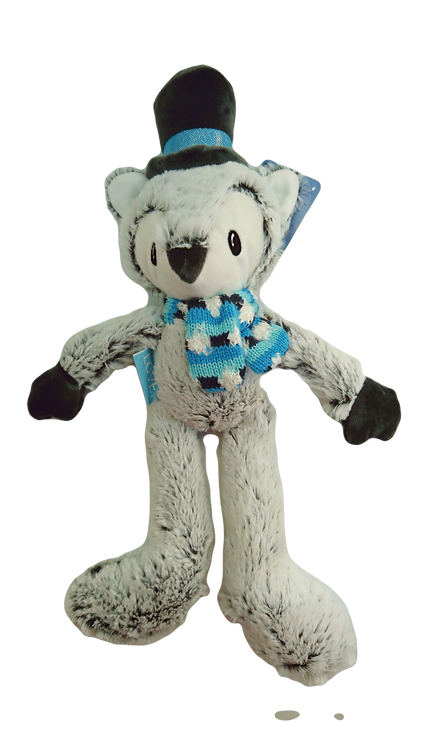 Frankie Fox Winter Wonderland Happypet Dog Toy