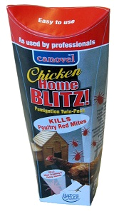 Canovel Chicken Home Blitz! Fumigation Twin Pack