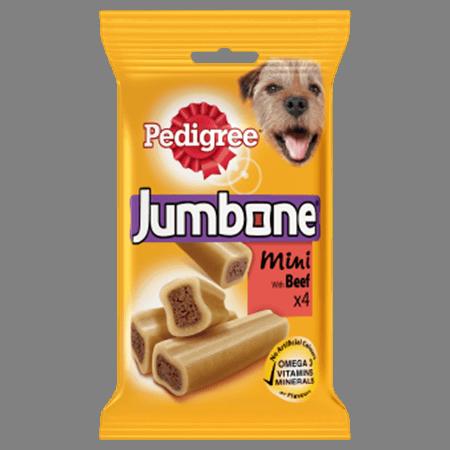 PEDIGREE® Jumbone® Mini With Beef