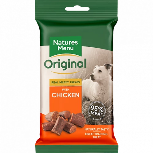 Natures Menu Chicken Treat