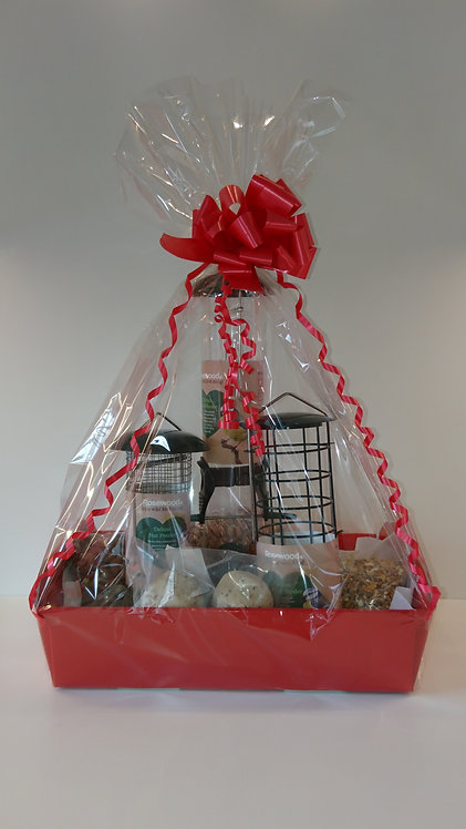 Wild Bird Feeder bundle hamper