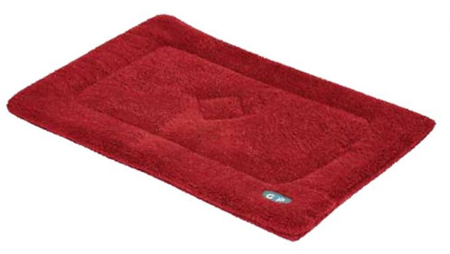 Gor Pets Sherpa Cage Mat Wine