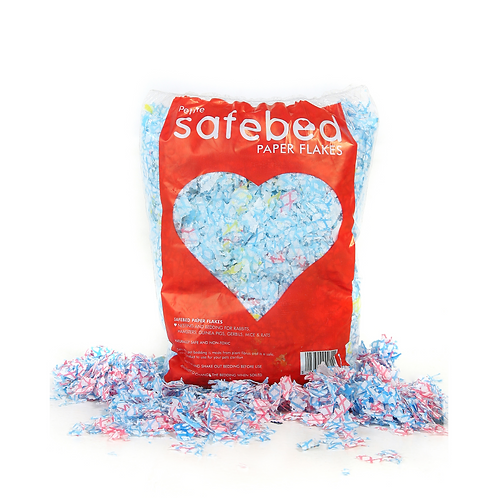 Petlife safebed paper Flakes Sachet