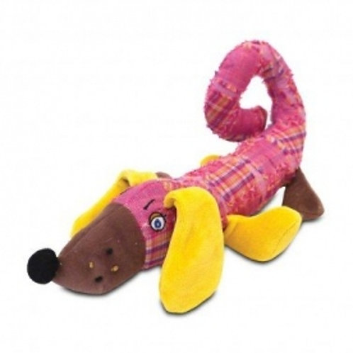 Chubleez Patch dog Dog Toy by Rosewood