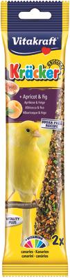 Vitakraft Canary Apricot & Fig Kracker 60g