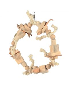 Happypet Nature First Halo Bird Toy