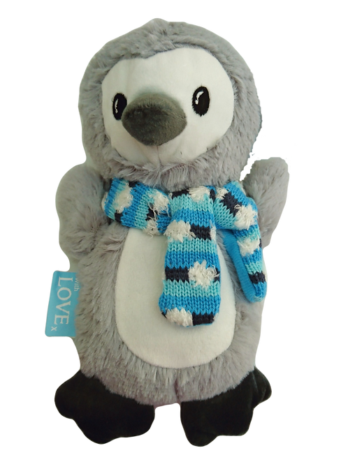Perry Penguin Winter Wonderland Dog Toy by Happypet