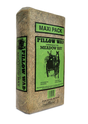 Pillow Wad Meadow Hay 3.75kg