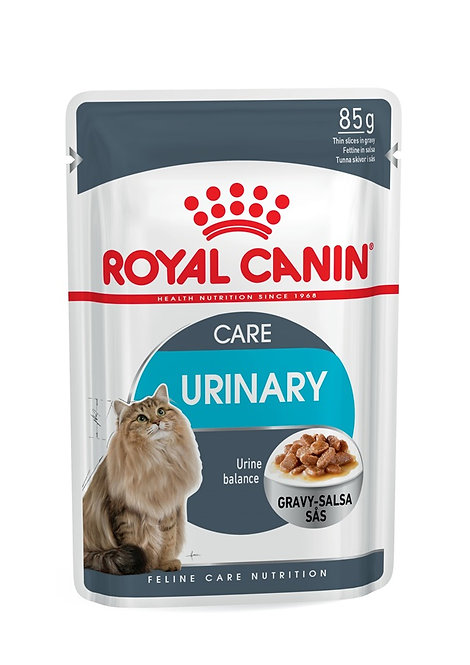 Royal Canin Urinary Care in Gravy Wet Pouch Cat Food