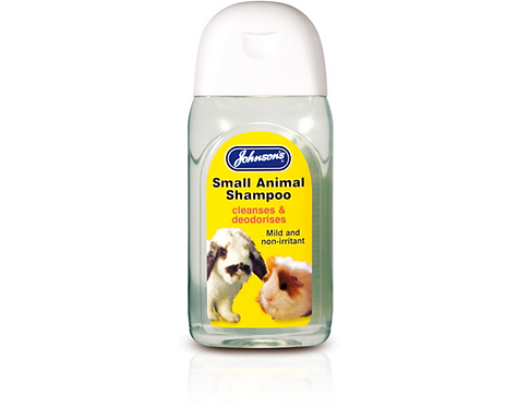Johnson's Small Animal Shampoo