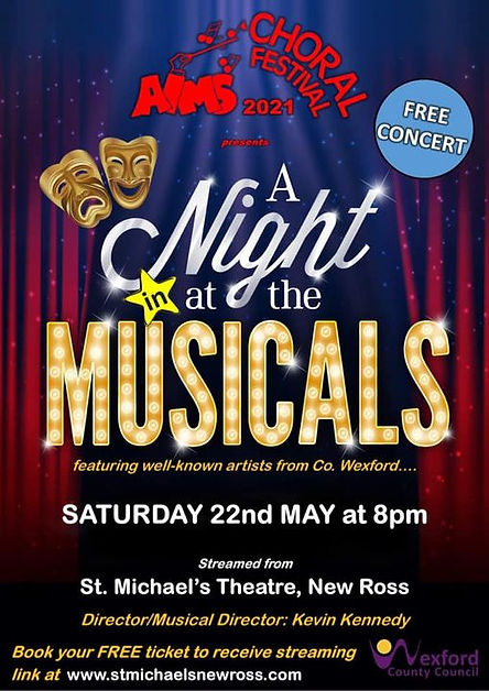 A Night in at the Musicals
