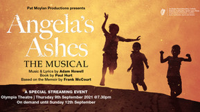 Angela's Ashes The Musical - Streaming in September