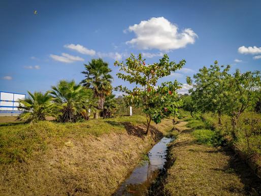 SEMAD faz desobstrução do Riacho do Mosquito pela segunda vez