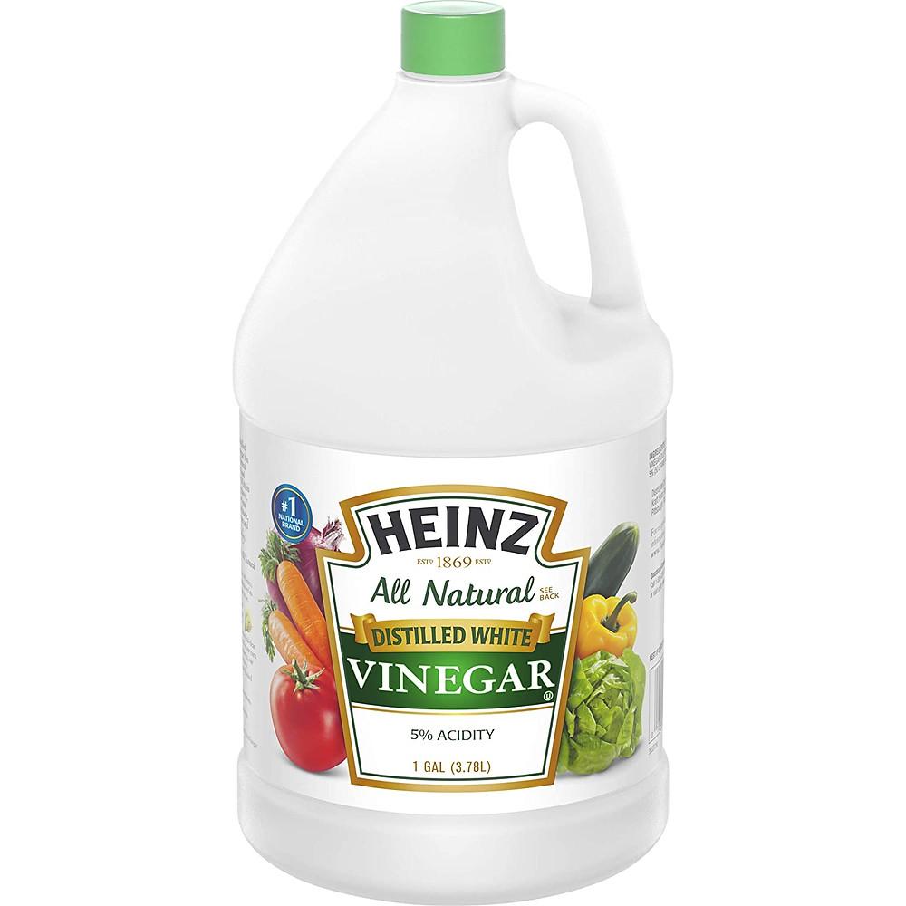 Heinz distilled white vinegar 1 Gallon