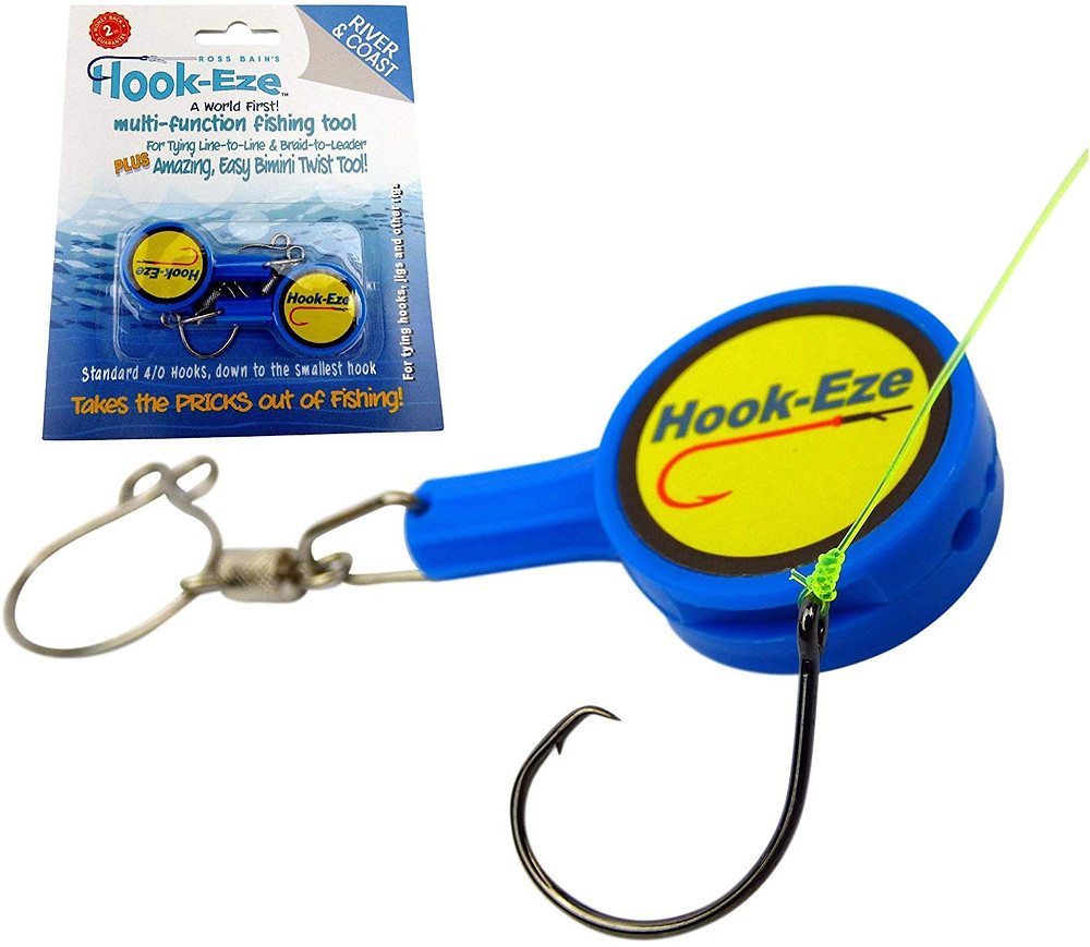 Hook-Eze Multi-Function Fishing too
