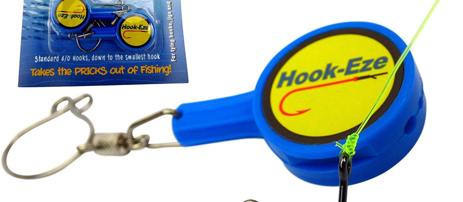Tired of the fishing hook in your clothes and car seats?