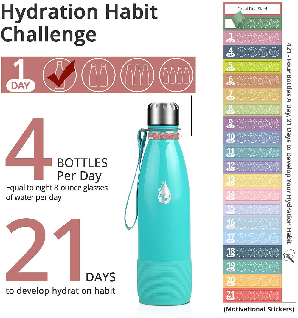 Extremus 421 Hydration Vacuum Insulated Water