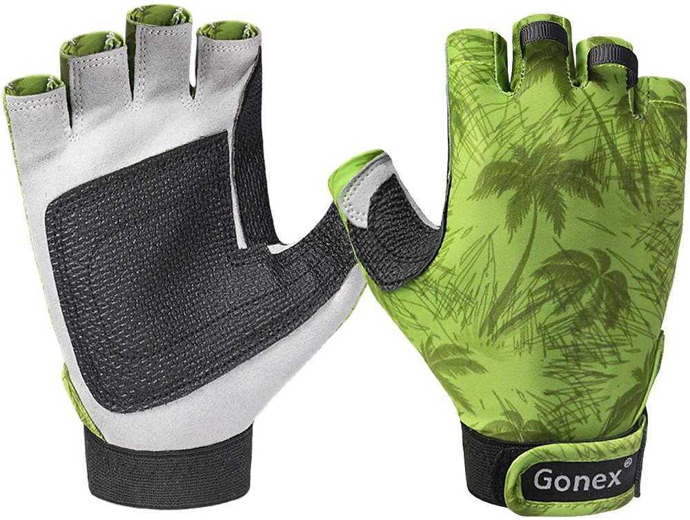 Gonex UPF50+ Fishing gloves