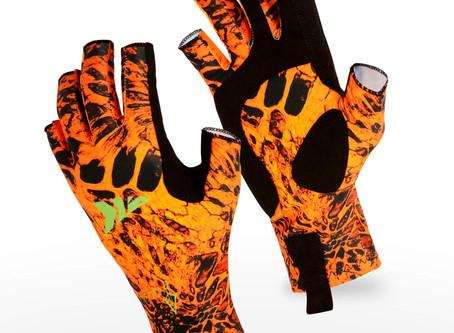 The best mens fingerless sun gloves for uv protection.