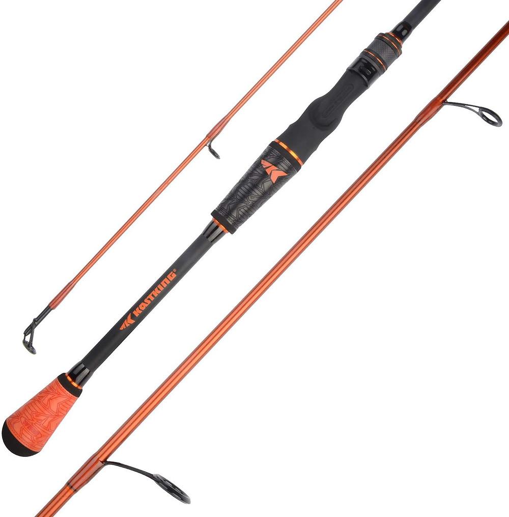 kastking speed demon fishing rod review