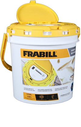 frabil 4825 insulated bait bucket