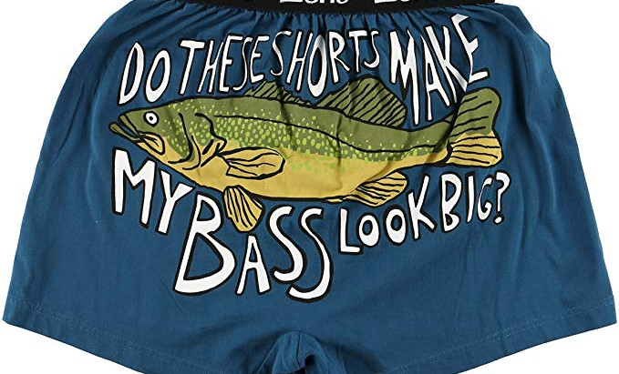 Does these shorts make my bass look big?