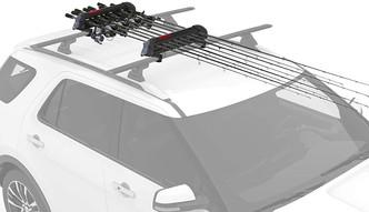 yakima reeldeal rooftop fishing rod mount