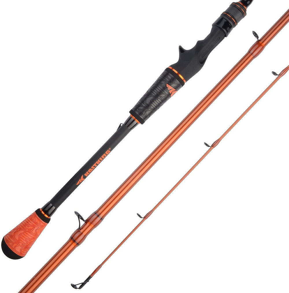 Kastking speed demon fishing rod