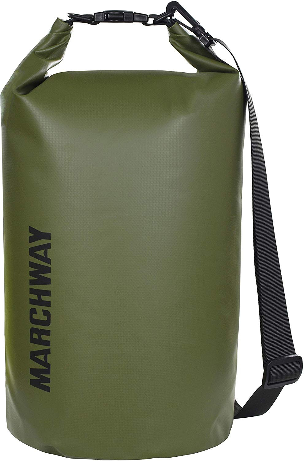 Marchway floating dry bag green color