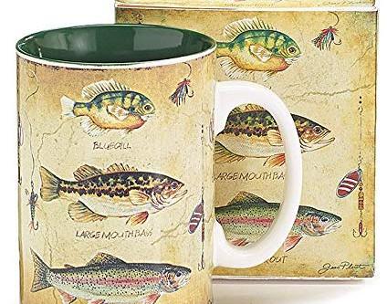 Top 5 Fishing Coffee Mugs