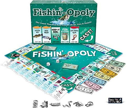 Who wants to play some Fishin'-Opoly ?