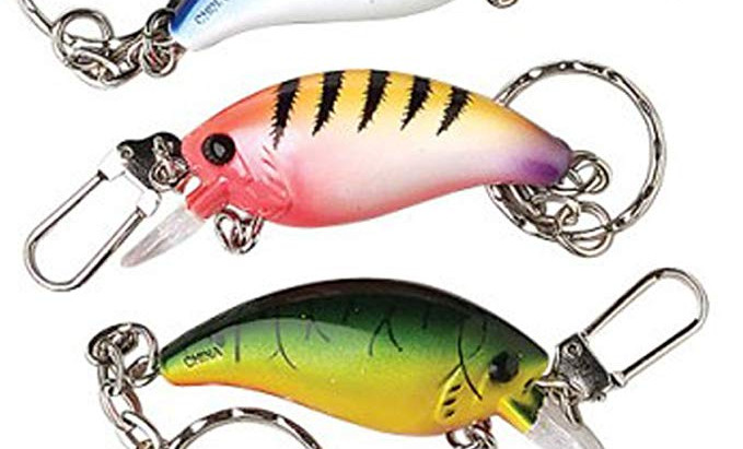 Fishing Lure Key chain