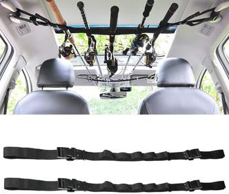Kudes 2 pack vehicle fishing rod holder
