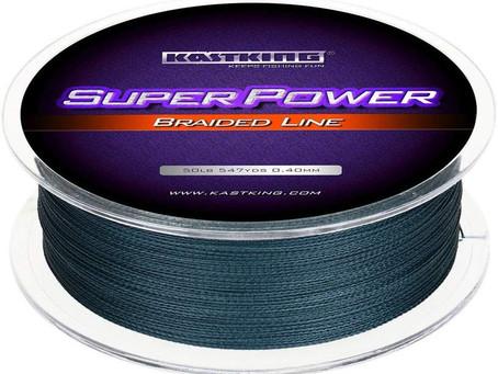 Kastking super braided line best guide.