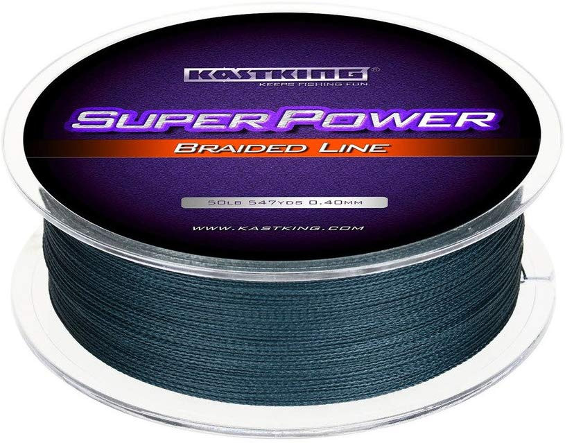 kastking super power braided line